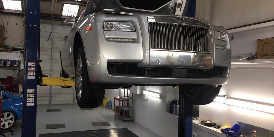 Rolls Royce 121