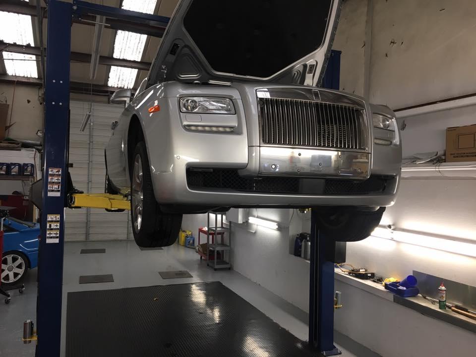Rolls Royce – Time Service