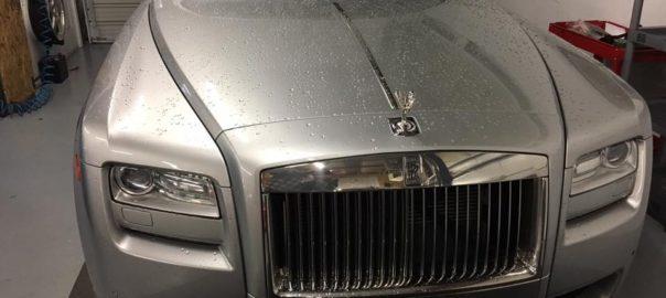 Rolls Royce 121-1