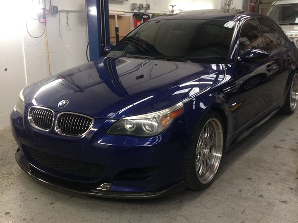 BMW M5 – Regular Service