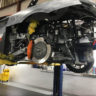 McLaren MP4 – Inside