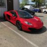 McLaren MP4-12C – 15K Regular Service